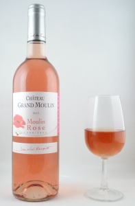 Château Grand Moulin - Moulin Rose 2013