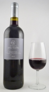 Domaine Gelly - Pays d'Oc rouge 2013