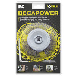 Brosse à décaper universelle Decapower