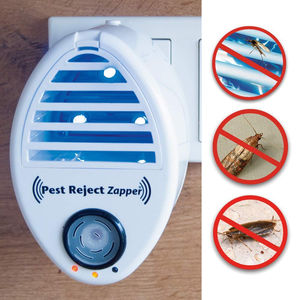 Pest Reject Zapper 3en1 X4