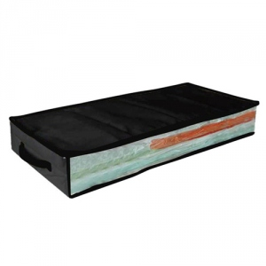 boite de rangement sous vide 100x45x15cm. Black Bedroom Furniture Sets. Home Design Ideas