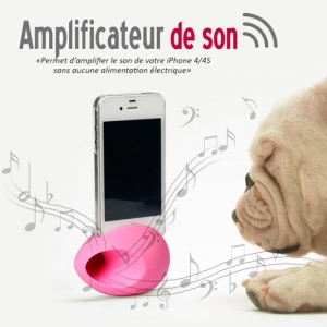 Amplificateur de son