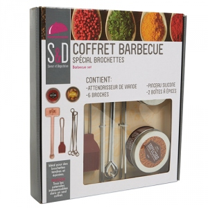 Coffret Barbecue