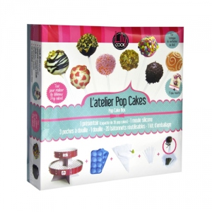 Coffret Pop Cakes