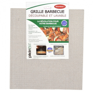 Grille barbecue rectangulaire