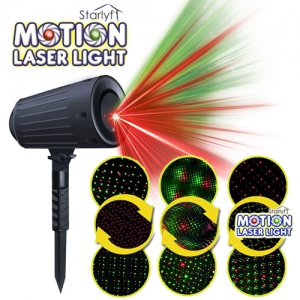 Starlyf Motion Laser Light