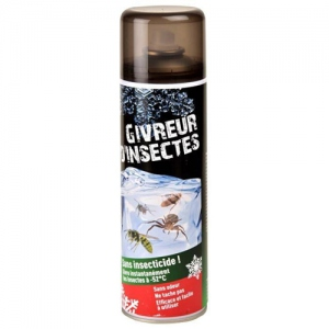 Givreur d 39 insectes for Peinture anti insectes