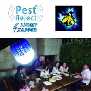 Pest Reject Light Zapper