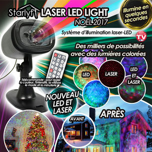 Starlyf Laser Led Light