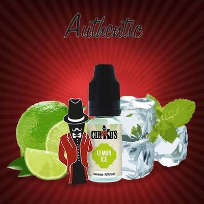 E-liquide Cirkus Lemon Ice, 10ml