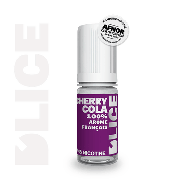 E-LIQUIDE D'LICE CHERRY COLA, 10 ml