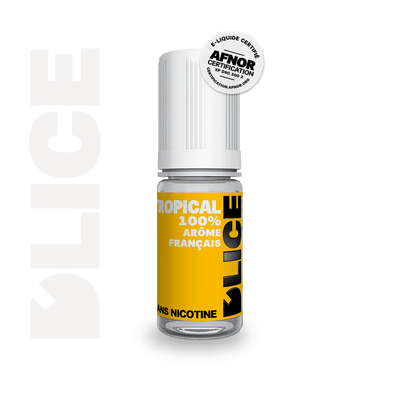 E-Liquide D'lice Tropical , 10 ml