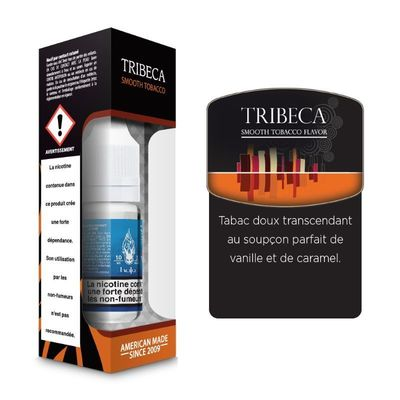 E-liquide Halo Tribeca, 10 ml