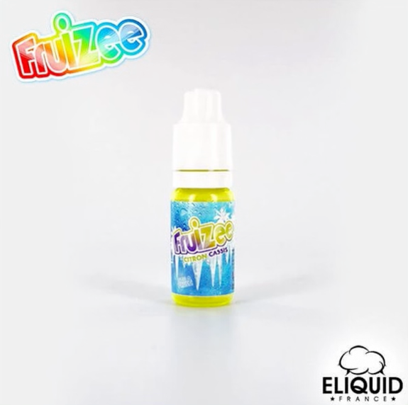 E-liquide Fruizee Citron Cassis, 10 ml