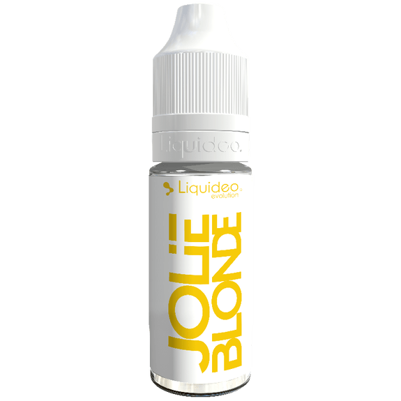 E-liquide Liquideo Jolie Blonde , 10 ml