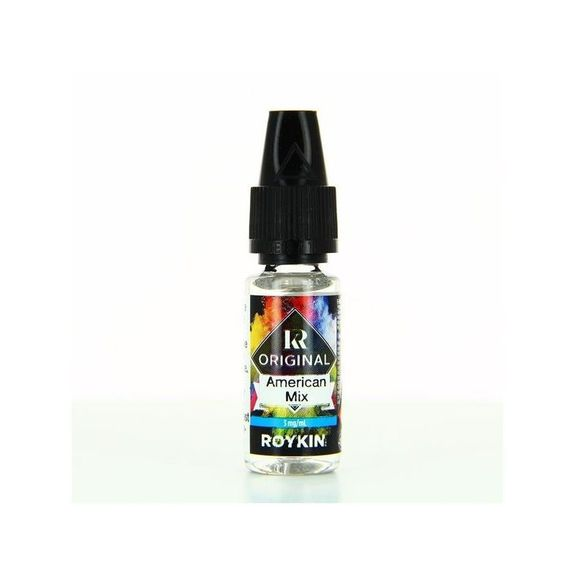 E-liquide Roykin American Mix, 10 ml