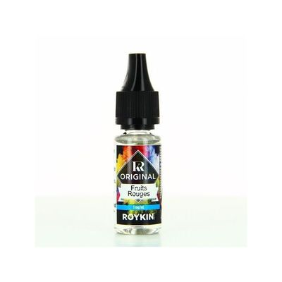 E-LIQUIDE Roykin Fruits Rouges, 10 ml