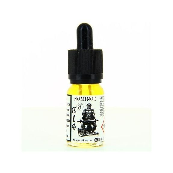 E-liquide 814 Nominoe, 10 ml
