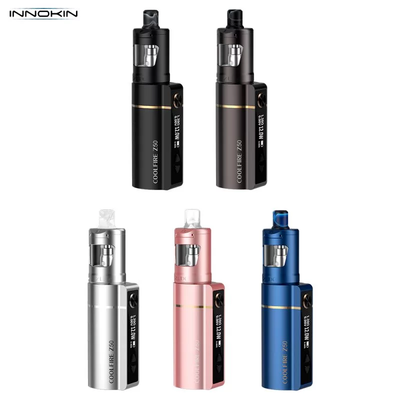 Kit Coolfire Z50 2100 Mah + Zlide 4 ML - Innokin
