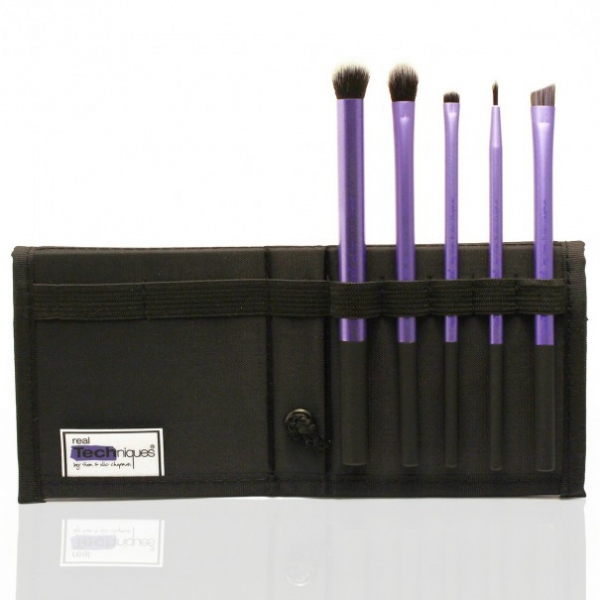 Pinceau Maquillage Trousse Initiation Real Tech