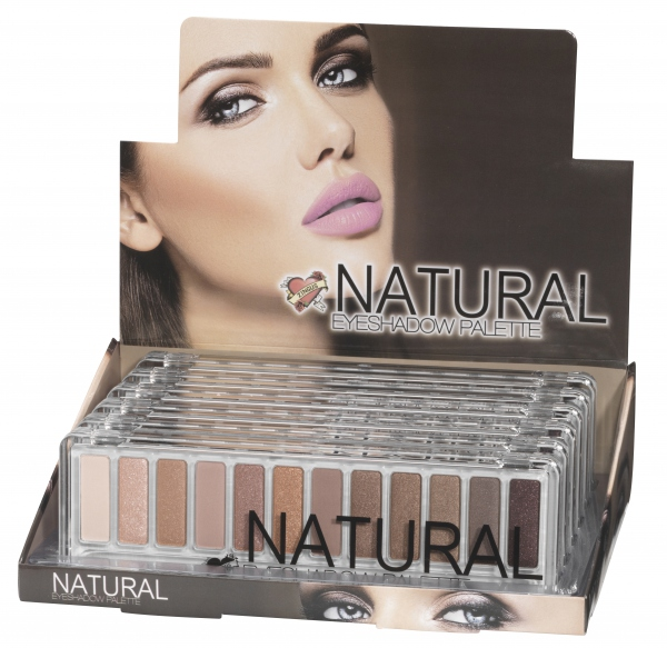 Palette Natural Zingus