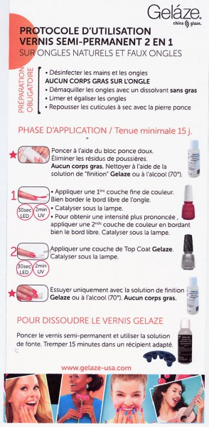 TIPS OFF SOLUTION DE FONTE 60ML