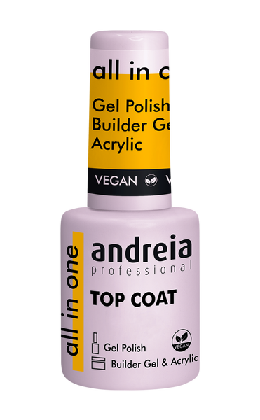 ALL IN ONE TOP COAT 10.5ML