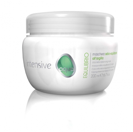 Intensive Aqua Masque Sébo Antigras 200ml