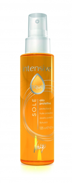 Intensive Aqua Huile Protectrice Solaire 125ml