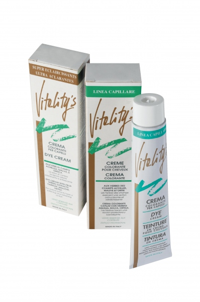 Creme Colorante aux Herbes Vitality's tube 100ml