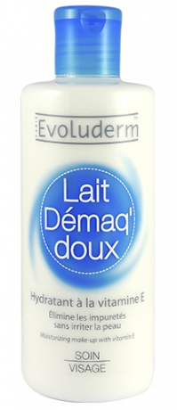 Lait Démaquillant Vitamine E 250ml
