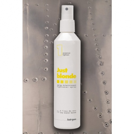"Spray Créme Eclaircissant Just Blond ""NEW""125grs"