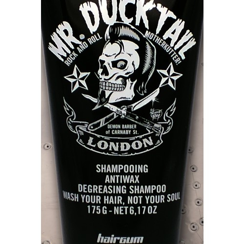 Shampooing Antiwax Mr Ductail 175grs