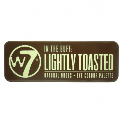 Palette 12 Ombres Lighty Toast W7