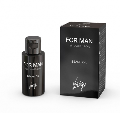 For Man Beard Oil 30ml