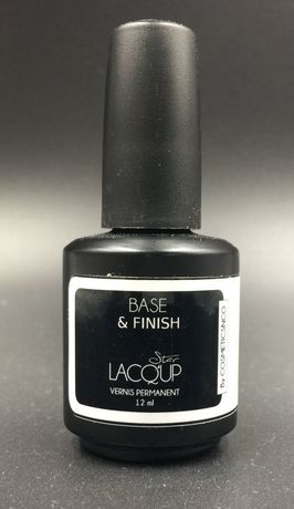 Base et Top Coat Lacq'up 12ml