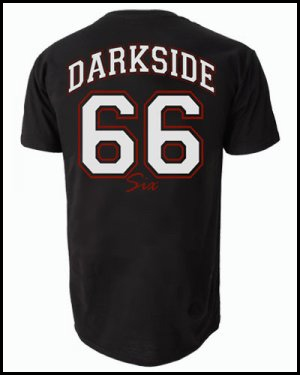 TEE SHIRT DARKSIDE CLOTHING HOMME