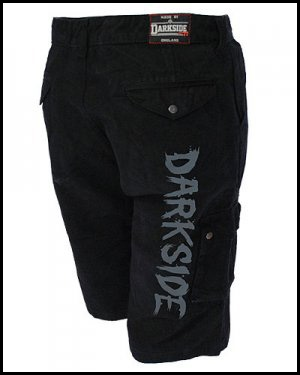 SHORT ROCK DARKSIDE HOMME