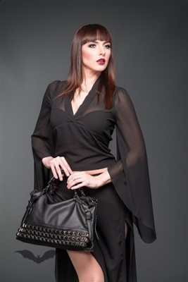 Sac Queen of Darkness Gothique