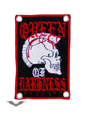 Patches Queen of Darkness Gothique