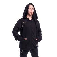 Sweat - Veste Chemical Black