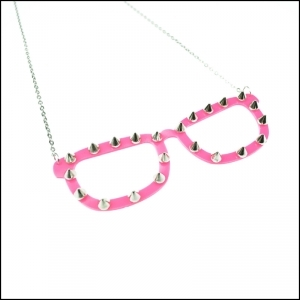 COLLIER CUPCAKE CULT SPIKE SHADES ROSE