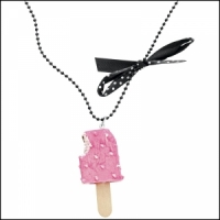 CUPCAKE CULT COLLIER LOLLY rose