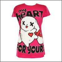 TEE SHIRT LUV BUNNY