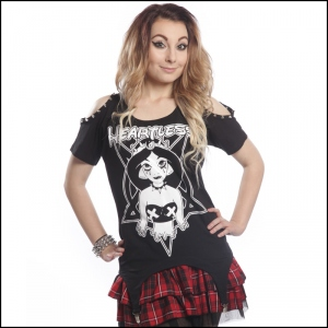 TOP HEARTLESS CLOTHING
