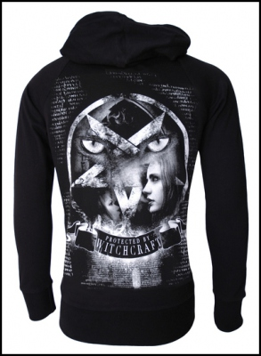SWEAT SHIRT VESTE DARKSIDE CLOTHING