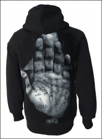 Sweat Shirt Veste Rock Darkside homme