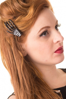 Barrettes Banned Clothing