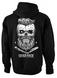 Sweat Shirt Veste Darkside Homme