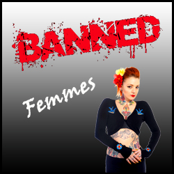 VETEMENTS FEMMES BANNED CLOTHING